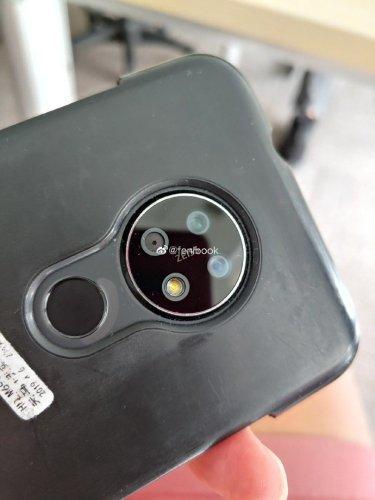 New Nokia Oreo phone leaked rear camera