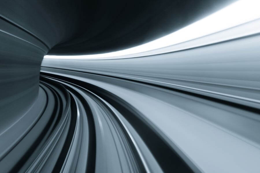 Colin Knowles - Skytrain abstract