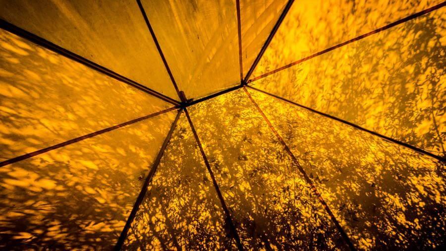 Jaap Joris - Yellow Tent
