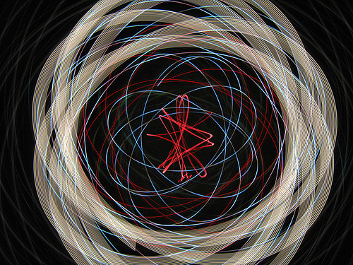 Camera Toss Photography