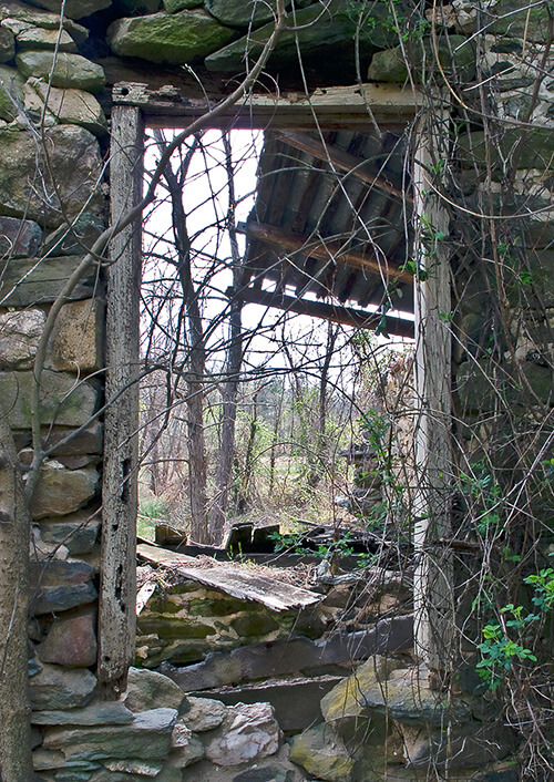 Stone-House-Window