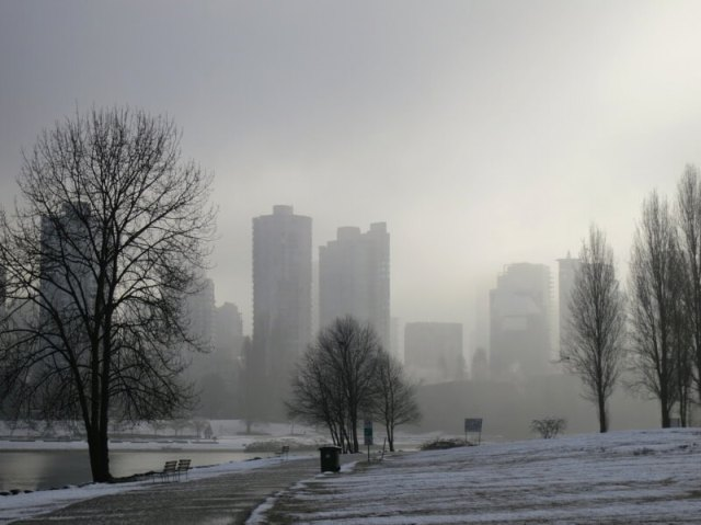 Ruth Hartnup - Atypical Vancouver morning