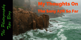 The Sony A7R So Far