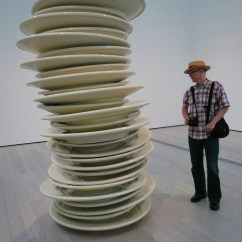 Kitchen High Chairs Ergonomic Chair Youtube Giant Sculptures By Robert Therrien | The Photophore