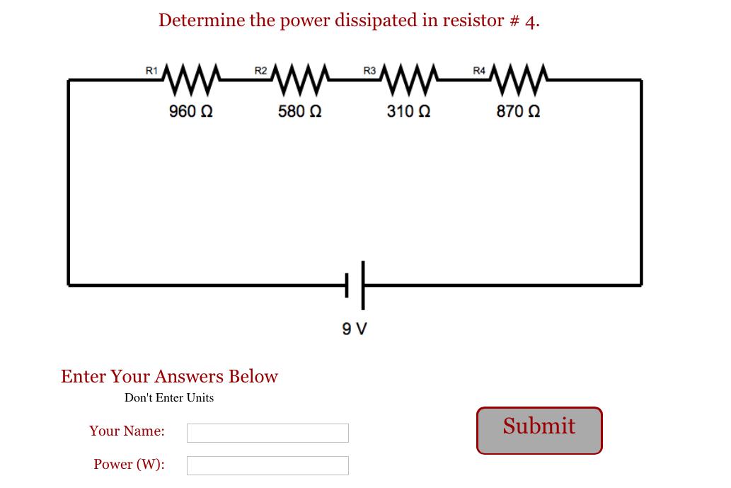 Series Circuit