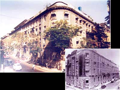Bombay House: Tata headquarters