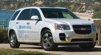 Project Driveway, Project Driveway Hydrogen-powered Equinox Fuel Cell,Equinox Fuel Cell