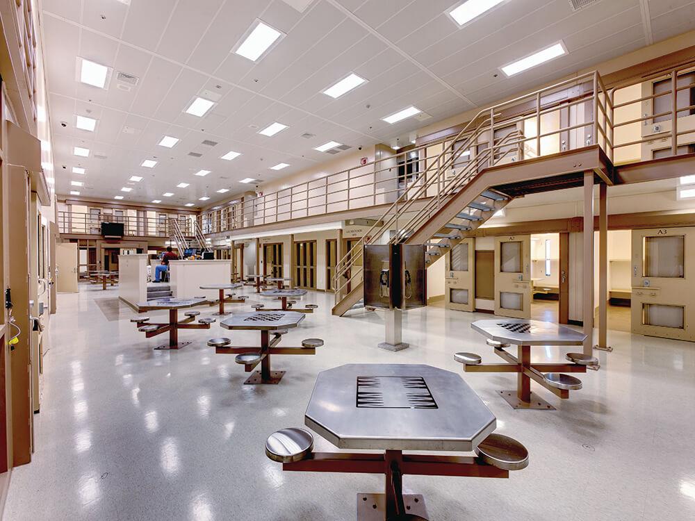 Livingston County Jail  The Pike Company