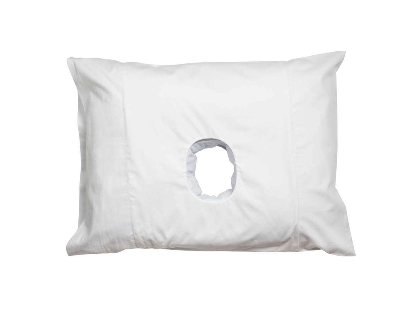 The Original Pillow with a Hole  For Ear Pain and CNH