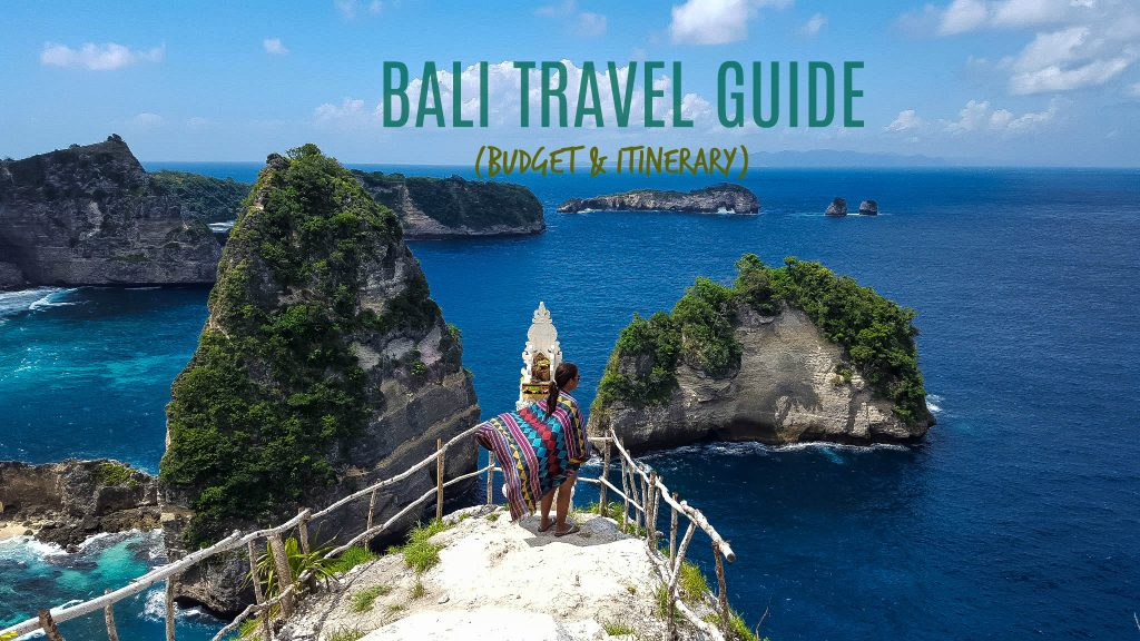 BALI TRAVEL GUIDE (ITINERARY + BUDGET) Blog 2019 - The Pinay Solo Backpacker