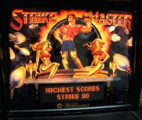 Buy Strike Master Shuffle Alley by Williams Online at $4499