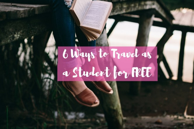 student travel for free