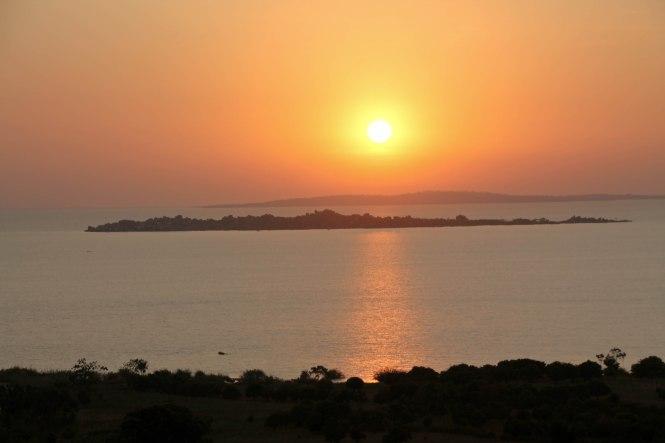 ekewere sunset, tanzania