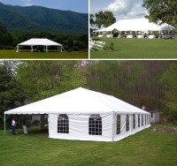 How to Outfit Your Tent for an Outdoor Tennessee Wedding ...
