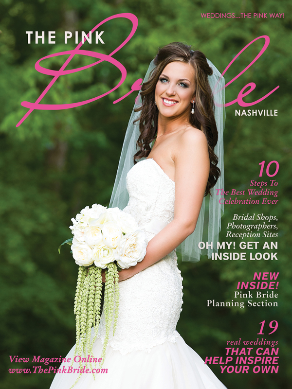 Cover Contest Winner Real Wedding Thomas  Amber  The