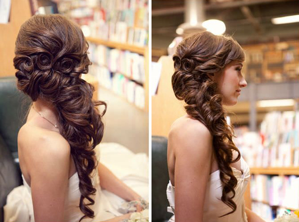 Messy Wedding Hairstyles Long Hair Easy Casual Hairstyles For