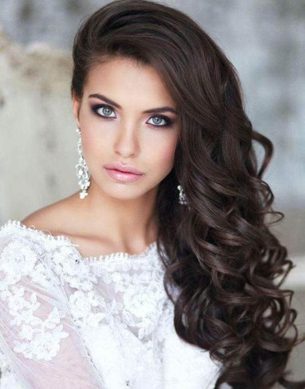 10 Irresistible Bridal Hairstyles for Long Locks  The Pink Bride