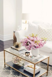Ikea Vittsjo Coffee Table Hack - The Pink Dream