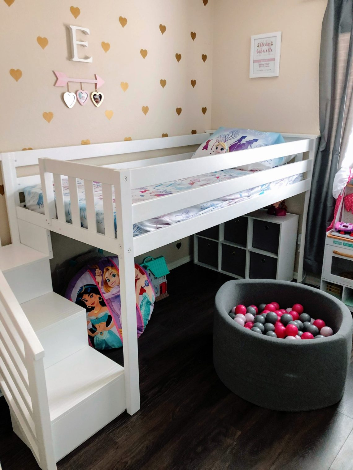 Transition to a big girl bed