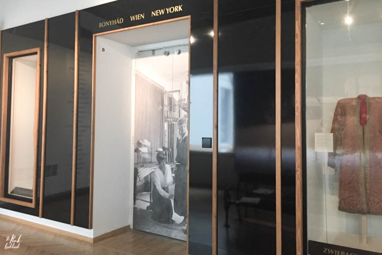 Exhibition Review Buy from Jews Store Exterior