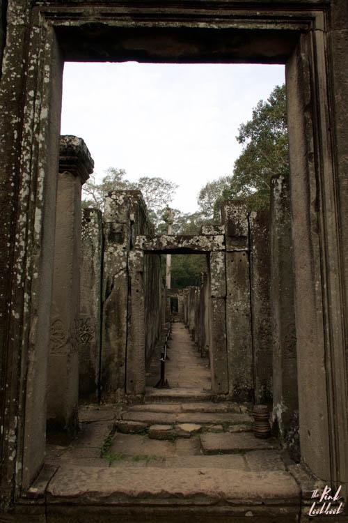 Angkor Wat Bayon Doors