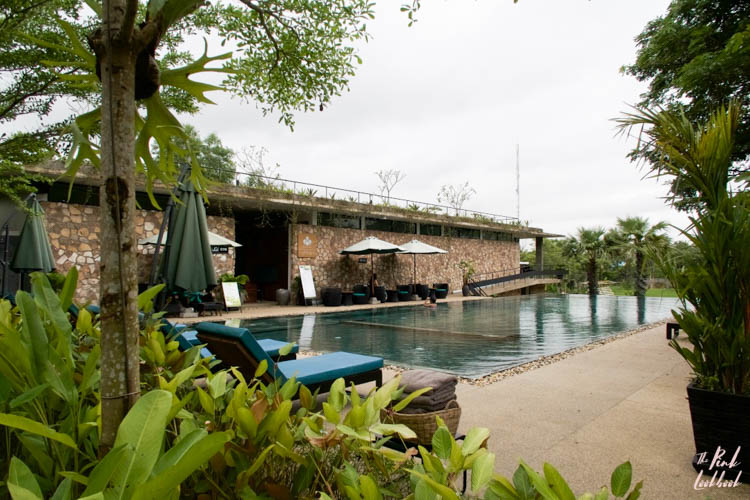 Review Hillocks Hotel Pool