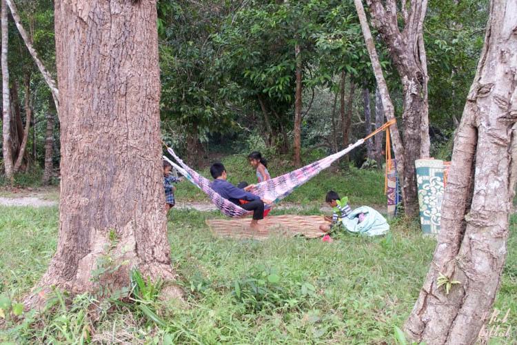 Siem Reap Phnom Kulen Kids
