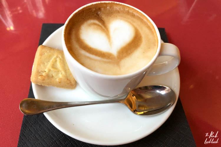 Milan Trip Armani Coffee