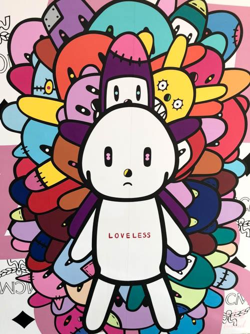 Artist Eddie Kang MCM Loveless MCM
