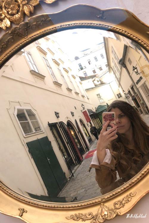 Vienna Spring Mirror