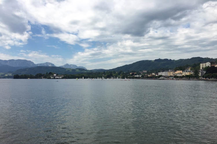 Sound of Music Tour Salzkammergut Gmunden Lake View