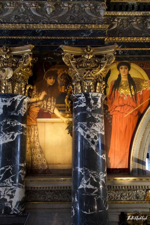 Stairway to Klimt Athena