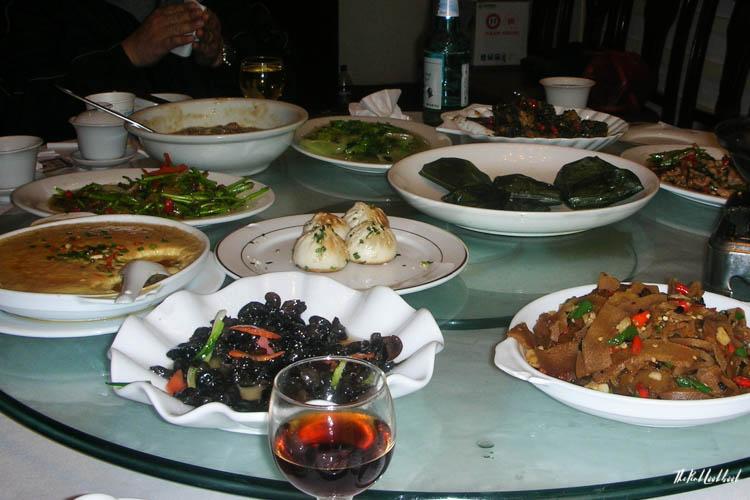 Travel Stories China Chinese Food