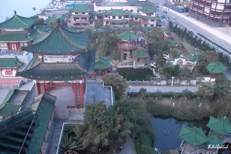 Travel Stories China Nanchang Pavilion of Prince Teng View