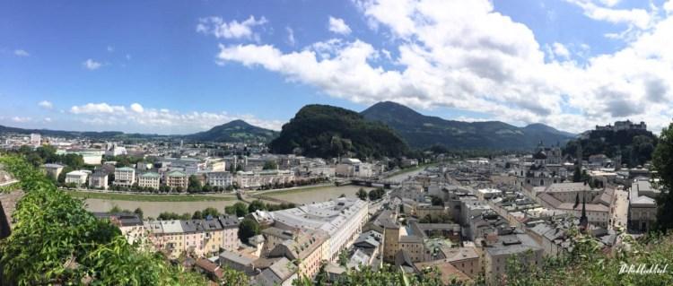 Ultimate Guide Salzburg Panorama