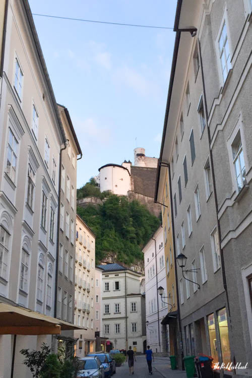 Ultimate Guide Salzburg Small Streets
