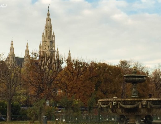 Things to Do in Vienna in Autumn Volksgarten