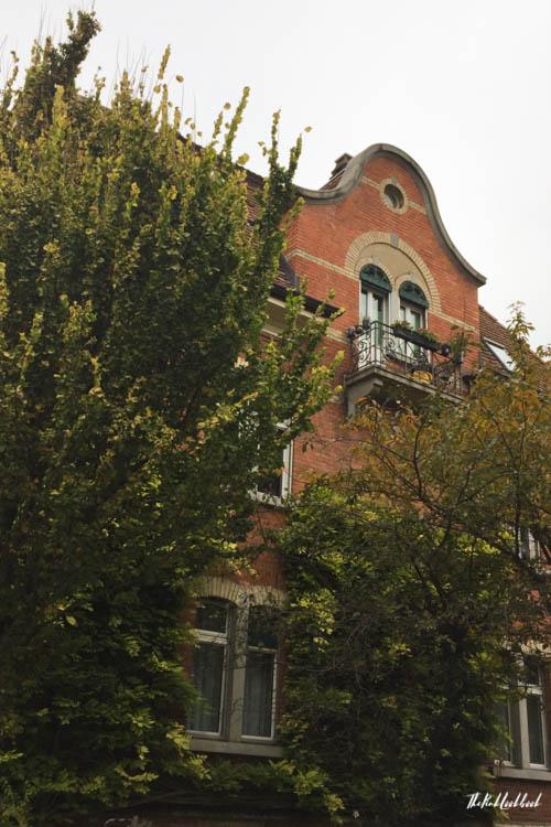Winterthur Switzerland Day Trip from Zurich Brick House