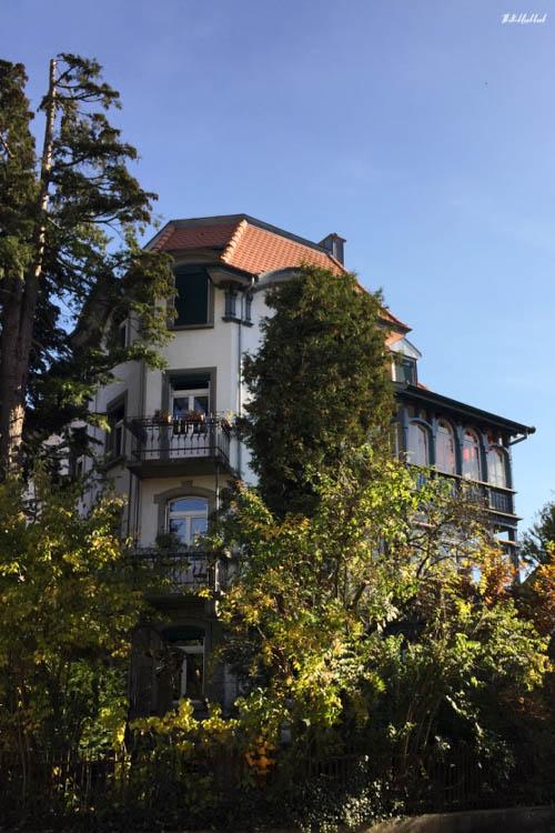 Winterthur Switzerland Day Trip from Zurich House Verandah
