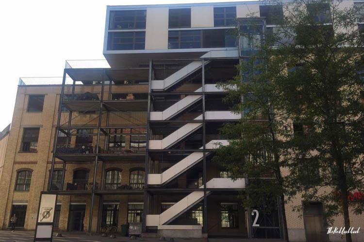 Winterthur Switzerland Day Trip from Zurich Modern Building
