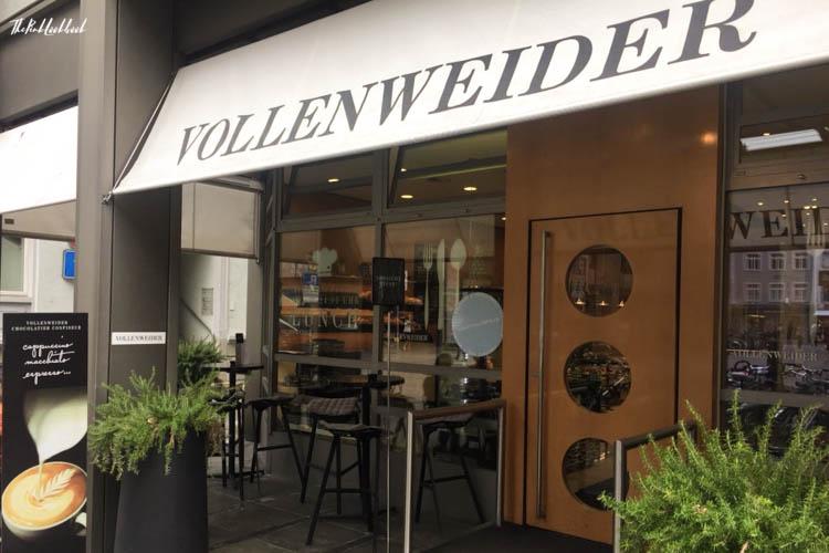 Winterthur Switzerland Day Trip from Zurich Restaurants Vollendweider Patisserie