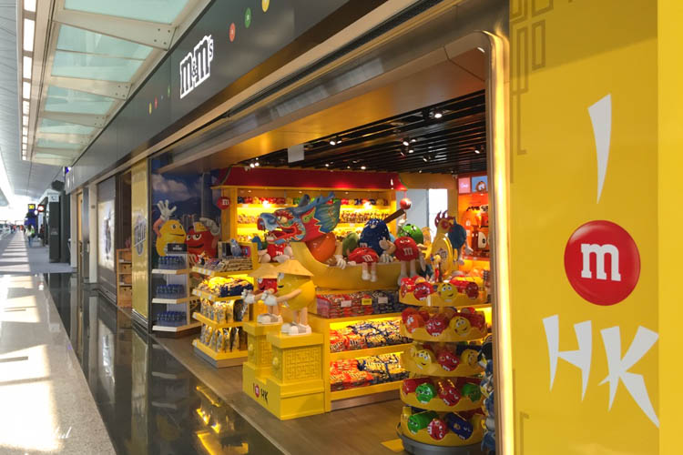 Hong Kong International Airport HKG Guide MMs