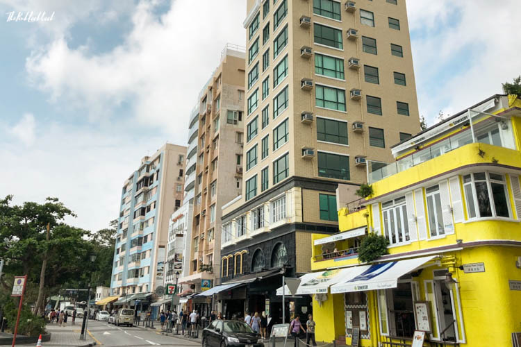 Hong Kongs Seaside Escapes Stanley Village Promenade
