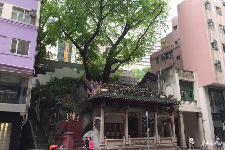 My Favourite Hong Kong Pictures Hung Shing Temple Queens Road Wanchai