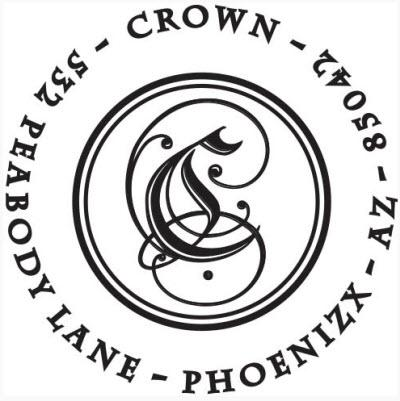 PSA Essentials Stamp Or Embosser In Crown Font( My Favo