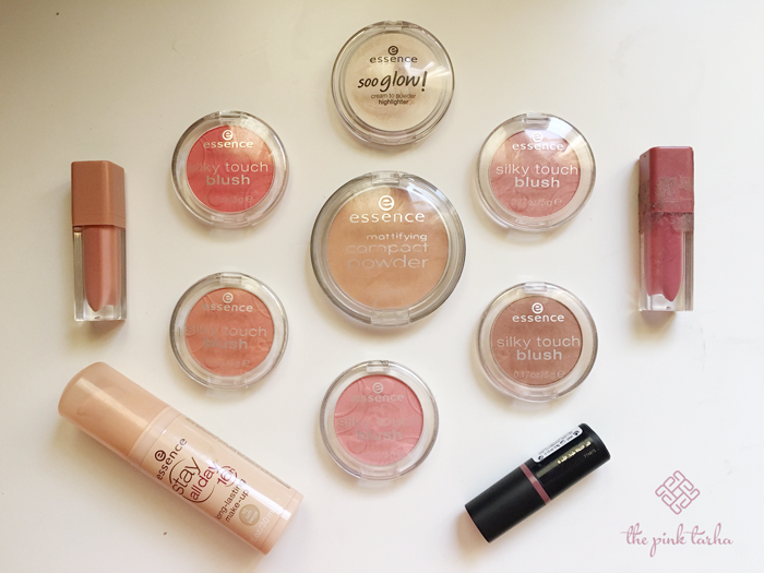 My Essence Makeup collection.
