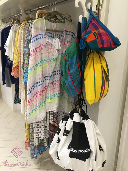 Dresses, kaftans, and bags for SR 500 up.