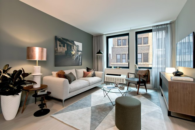 Chelsea29 Luxury Apartments 221 W 29th St New York Ny Usa