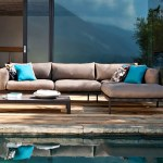 Contemporary Garden Furniture Living Trends From Europe
