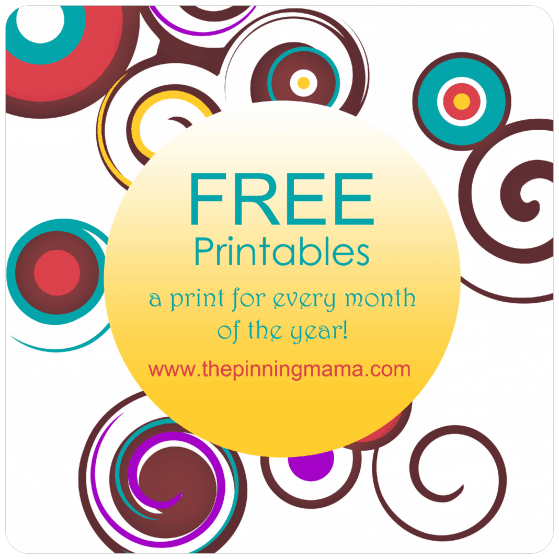 printables, free printables, free, seasonal decor